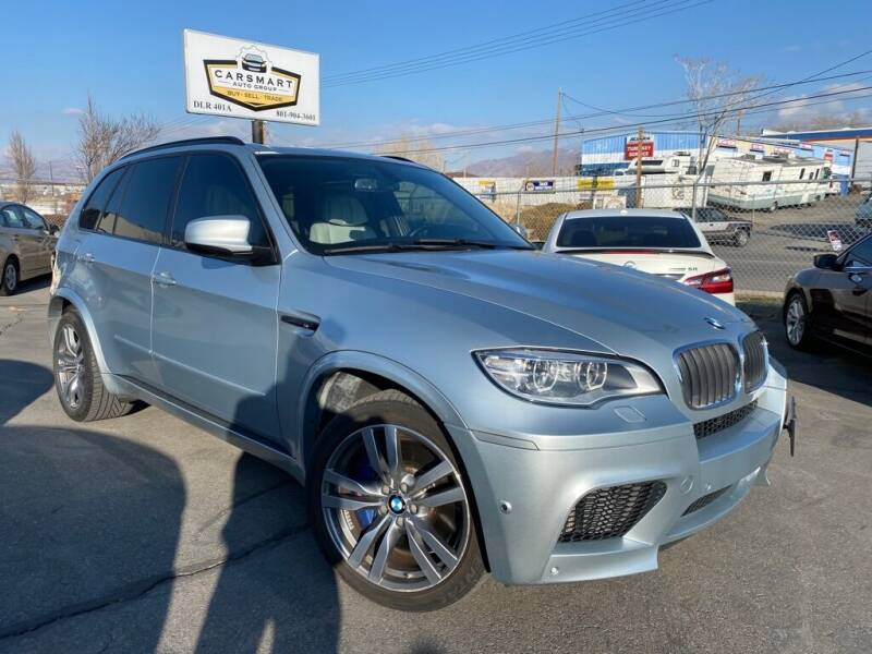 2013 BMW X5 M for sale at CarSmart Auto Group in Murray UT