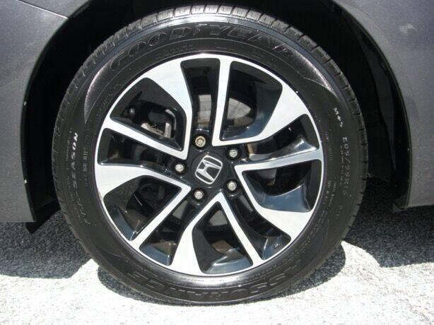 2015 Honda Civic EX 4dr Sedan - Simpsonville SC