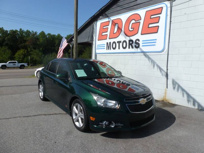 2014 Chevrolet Cruze for sale at Edge Motors in Mooresville NC
