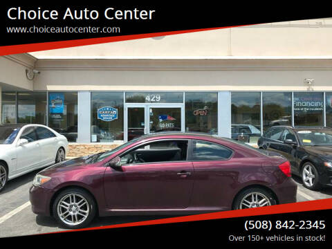 2005 Scion tC for sale at Choice Auto Center in Shrewsbury MA