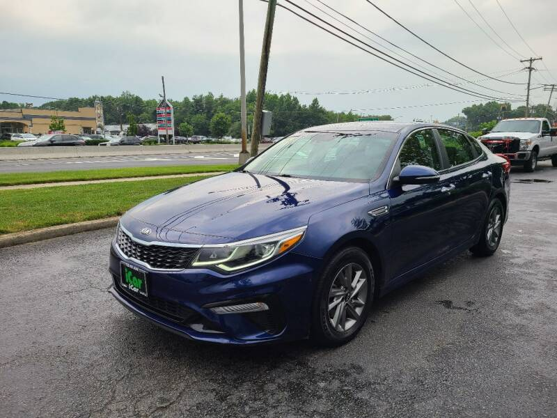 2019 Kia Optima for sale at iCar Auto Sales in Howell NJ