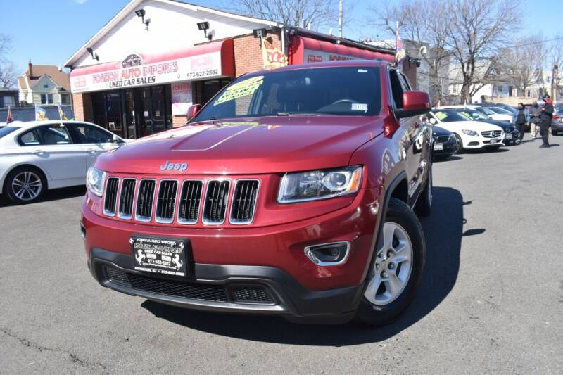 2014 Jeep Grand Cherokee for sale at Foreign Auto Imports in Irvington NJ