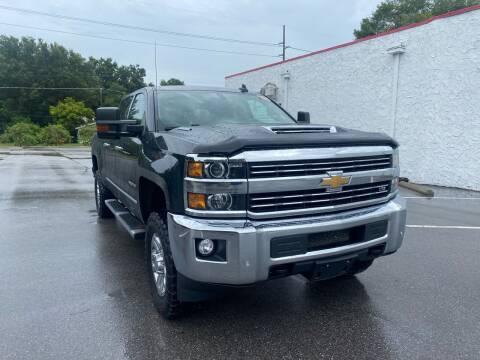 2019 Chevrolet Silverado 2500HD for sale at Consumer Auto Credit in Tampa FL