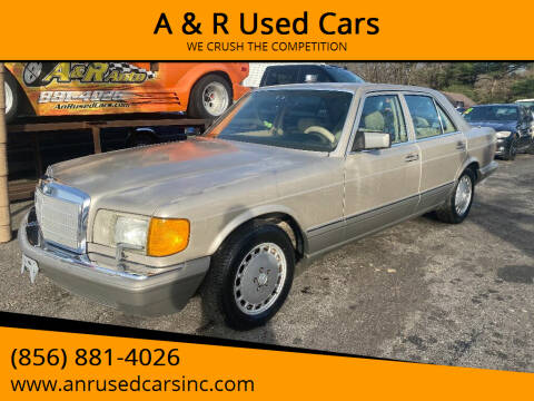 1990 Mercedes-Benz 300-Class for sale at A & R Used Cars in Clayton NJ
