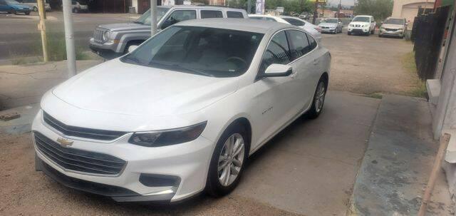 2016 Chevrolet Malibu for sale at Hotline 4 Auto in Tucson AZ
