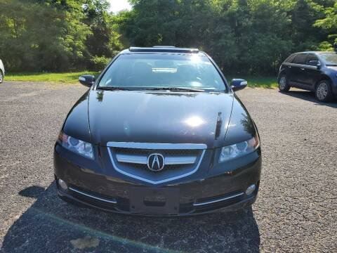 2007 Acura TL for sale at Discount Auto World in Morris IL