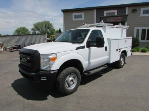 2012 Ford F-250 Super Duty for sale at NorthStar Truck Sales in St Cloud MN