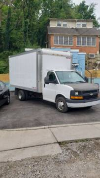 2013 Chevrolet Express Cutaway for sale at Seran Auto Sales LLC in Pittsburgh PA