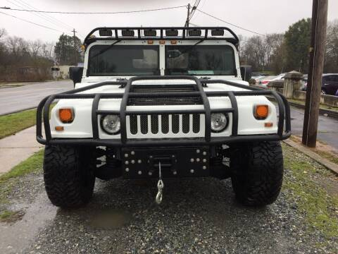 2001 HUMMER H1 for sale at Beckham's Used Cars in Milledgeville GA