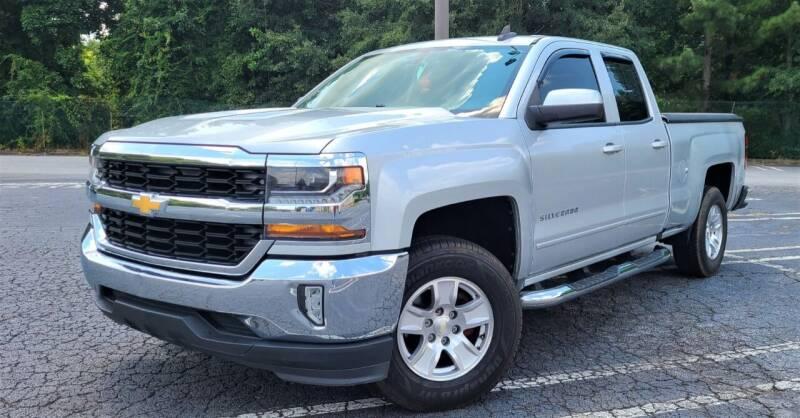 2016 Chevrolet Silverado 1500 for sale at Monterrey Auto Brokers in Decatur GA