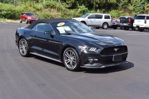 2017 Ford Mustang for sale at Hickory Used Car Superstore in Hickory NC