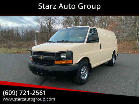 2014 Chevrolet Express Cargo for sale at Starz Auto Group in Delran NJ