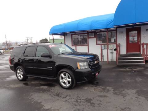 2007 Chevrolet Tahoe for sale at Jim's Cars by Priced-Rite Auto Sales in Missoula MT