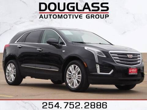 2017 Cadillac XT5 for sale at Douglass Automotive Group in Central Texas TX