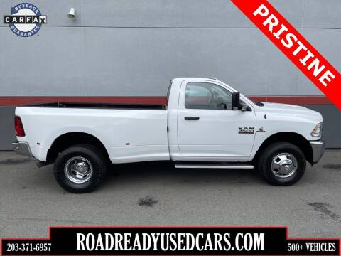 2017 RAM Ram Pickup 3500 for sale at Road Ready Used Cars in Ansonia CT