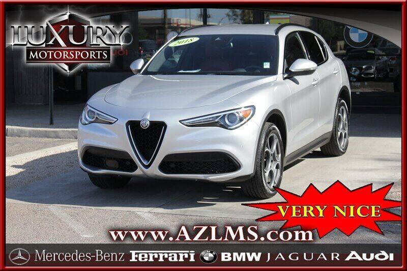 2018 Alfa Romeo Stelvio for sale in Phoenix, AZ