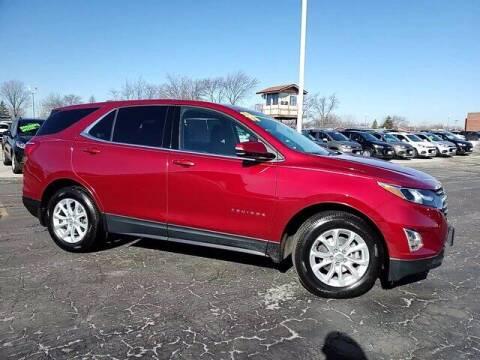 2018 Chevrolet Equinox for sale at Hawk Chevrolet of Bridgeview in Bridgeview IL
