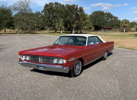 1966 Mercury S-55 for sale at P J'S AUTO WORLD-CLASSICS in Clearwater FL