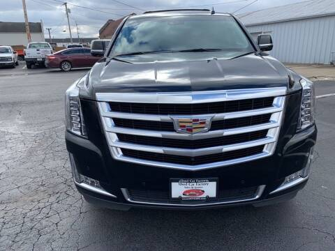 2016 Cadillac Escalade for sale at Used Car Factory Sales & Service in Bradenton FL