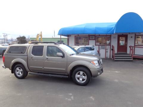 2006 Nissan Frontier for sale at Jim's Cars by Priced-Rite Auto Sales in Missoula MT