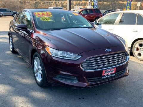 2013 Ford Fusion for sale at Bargain Auto Sales LLC in Garden City ID