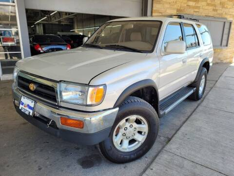 1997 Toyota 4Runner for sale at Car Planet Inc. in Milwaukee WI