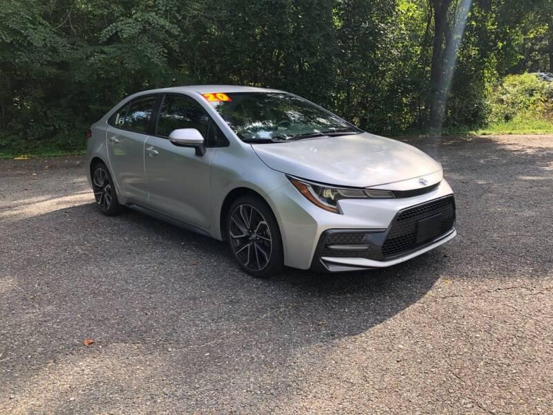 2020 Toyota Corolla for sale at 4Auto Sales, Inc. in Fredericksburg VA