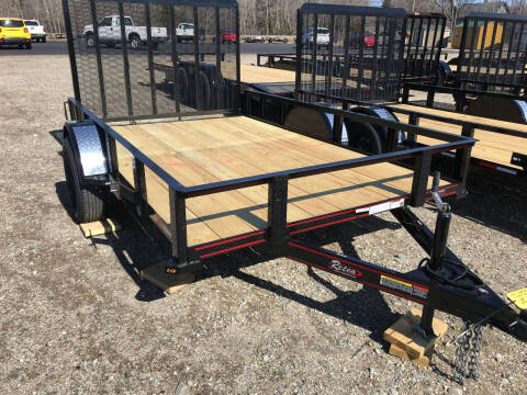 2021 Rettig 6x10Utility  for sale at Greg's Auto Sales in Searsport ME