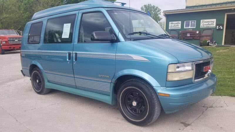 1995 GMC Safari for sale in Saint Joseph, MO