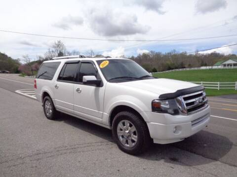 2014 Ford Expedition EL for sale at Car Depot Auto Sales Inc in Seymour TN