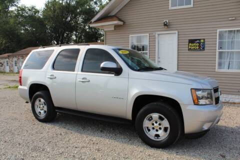 2010 Chevrolet Tahoe for sale at Auto Force USA in Elkhart IN
