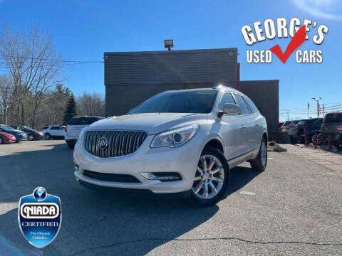 2014 Buick Enclave for sale at George's Used Cars - Telegraph in Brownstown MI