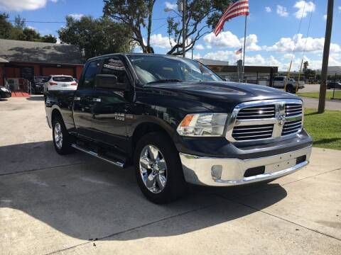 2013 RAM Ram Pickup 1500 for sale at Prime Auto Solutions in Orlando FL