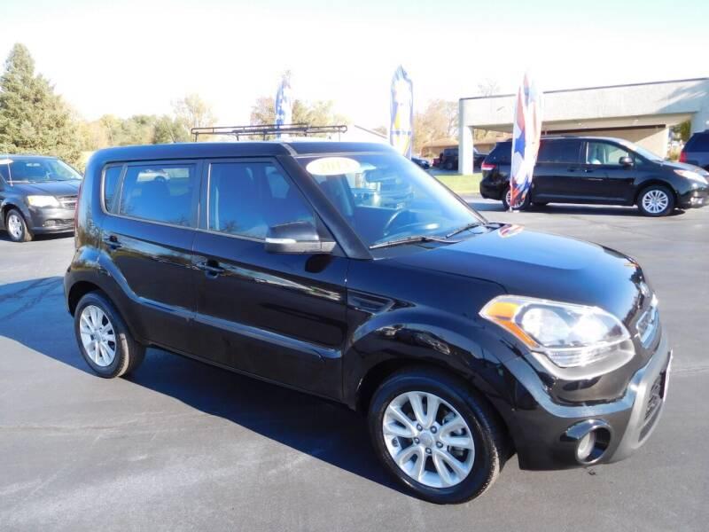 2013 Kia Soul for sale at North State Motors in Belvidere IL