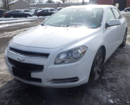 2011 Chevrolet Malibu for sale at Brick City Affordable Cars in Newark NJ