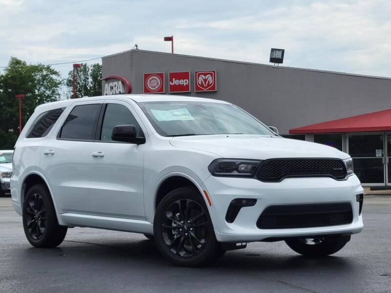 2021 Dodge Durango for sale at BuyRight Auto in Greensburg IN