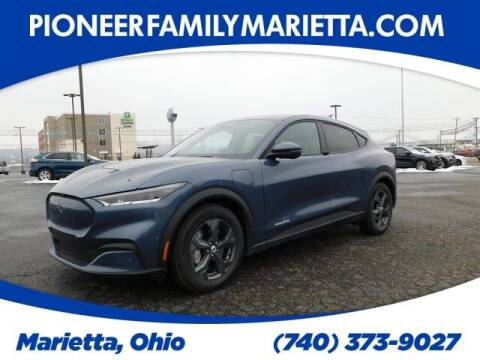 2021 Ford Mustang Mach-E for sale at Pioneer Family auto in Marietta OH