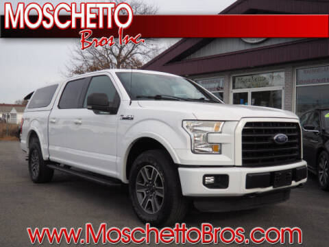 2015 Ford F-150 for sale at Moschetto Bros. Inc in Methuen MA