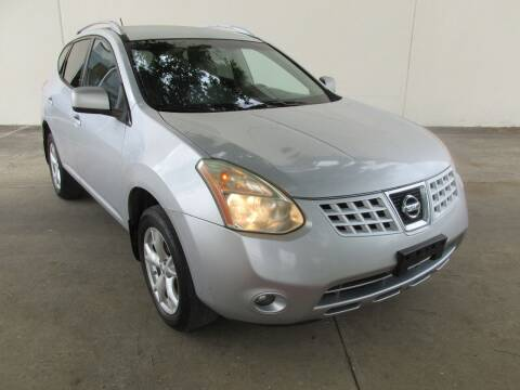 2008 Nissan Rogue for sale at QUALITY MOTORCARS in Richmond TX