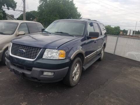 2003 Ford Expedition for sale at Geareys Auto Sales of Sioux Falls, LLC in Sioux Falls SD