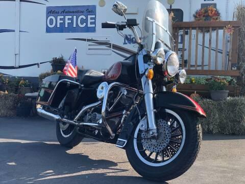 1983 Harley-Davidson FLHT Electra Glide for sale at Atlas Automotive Sales in Hayden ID
