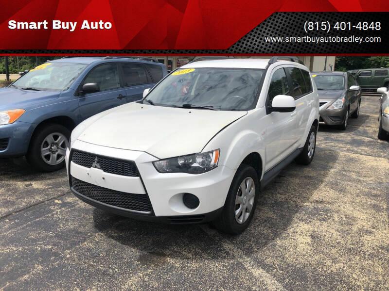 2013 Mitsubishi Outlander for sale at Smart Buy Auto in Bradley IL