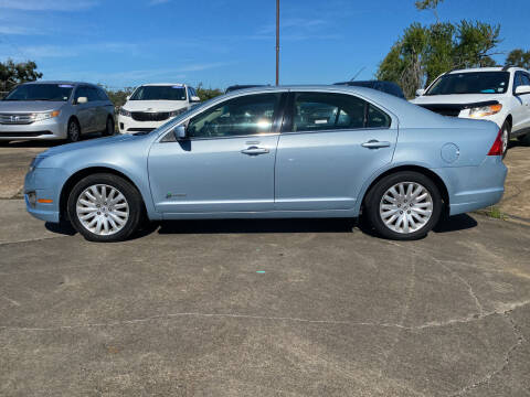 2011 Ford Fusion Hybrid for sale at Bobby Lafleur Auto Sales in Lake Charles LA