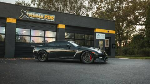 2015 Nissan GT-R for sale at PA Motorcars in Conshohocken PA