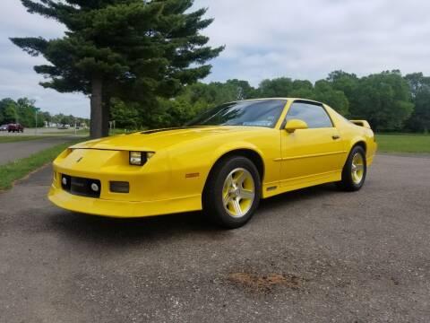 1986 Chevrolet Camaro for sale at Shores Auto in Lakeland Shores MN