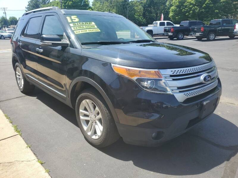 2015 Ford Explorer for sale at Bailey Family Auto Sales in Lincoln AR