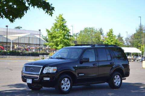 2008 Ford Explorer for sale at Skyline Motors Auto Sales in Tacoma WA