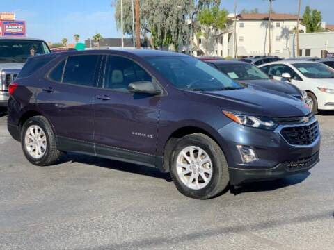 2018 Chevrolet Equinox for sale at Brown & Brown Wholesale in Mesa AZ