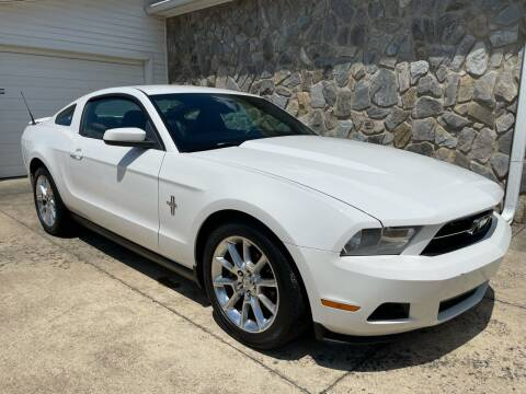 2010 Ford Mustang for sale at Jack Hedrick Auto Sales Inc in Madison NC