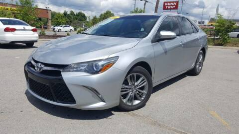2017 Toyota Camry for sale at A & A IMPORTS OF TN in Madison TN